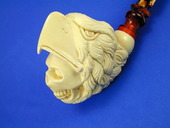 SMS Meerschaums - Eagle with Skull by Baglan