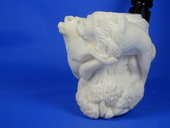 SMS Meerschaums - Lion and Stag by Salim