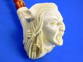 SMS Meerschaums - Avatar Jake Sully (003) by Baglan